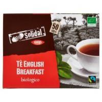 Tè English Breakfast Biologico 50 Filtri