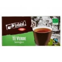 Tè Verde Biologico 25 Filtri