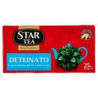 Star Tea Deteinato 25 X