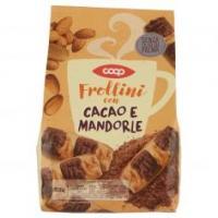 Frollini Con Cacao E Mandorle