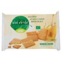 Novellini Al Latte E Miele Biologici