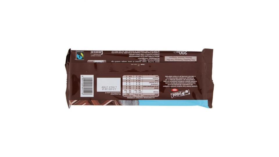 Laica blocco cioccolato al latte