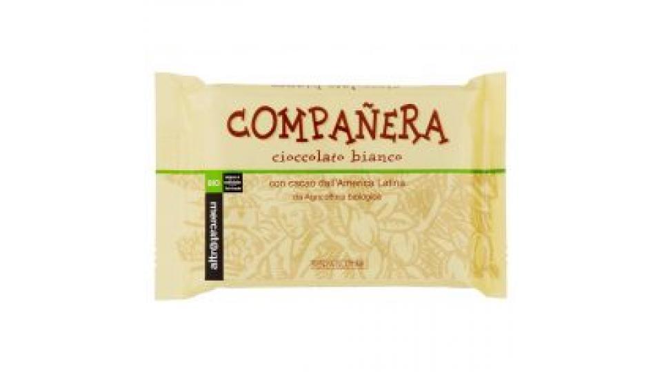 Altromercato Bio Compañera Cioccolato Bianco