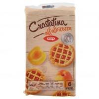 Crostatina All'albicocca