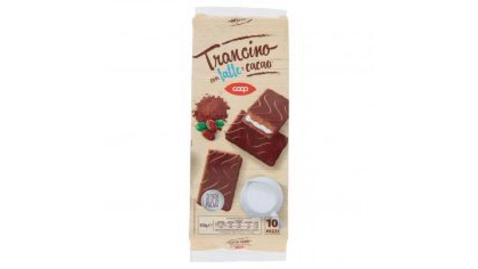 Trancino Con Latte E Cacao | Dolci, Snack e Cioccolato | Prezzo ...