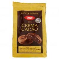 Frolle Ripiene Con Crema Cacao