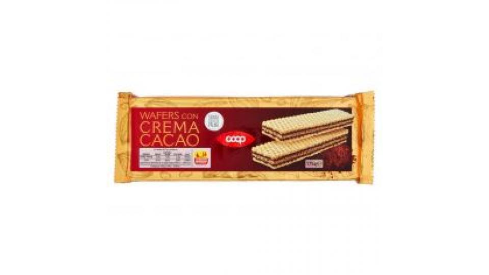 Cabrioni wafers più cacao