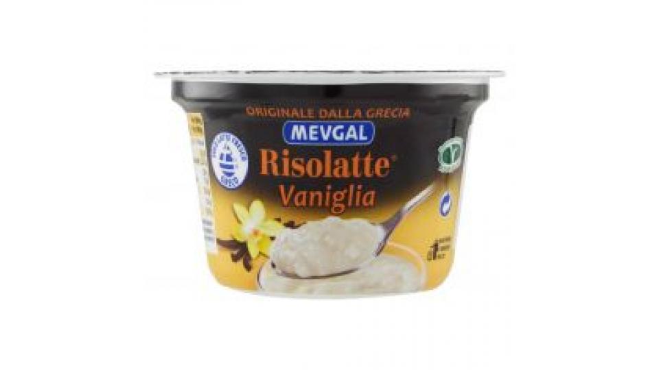 Mevgal Risolatte Vaniglia