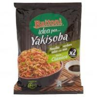 Buitoni Idea Per Yakisoba Gusto Classico Noodles Istantanei Verdure Salsa Con Soia