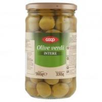 Citres olive giganti verdi