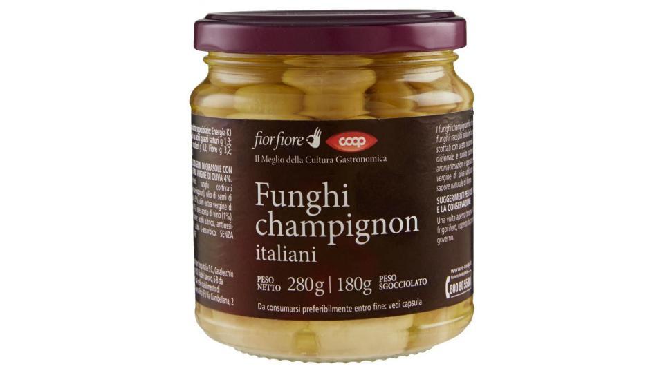 Citres funghi champignon