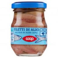 Delicius filetti di alici all'olio oliva