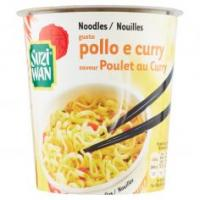 Suzi Wan Noodles Gusto Pollo E Curry