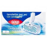 Tavolette Per Wc Con Candeggina