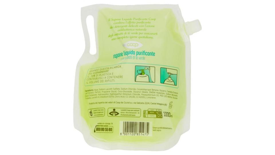 Ricarica Sapone Liquido Purificante