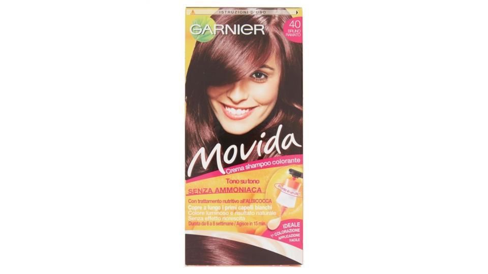 ... Garnier Movida Crema Shampoo Colorante 40 Bruno Ramato ... d1e7350b0d70
