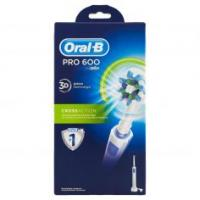 Oral-b Power Spazzolino Elettrico Pro 600 Cross Action