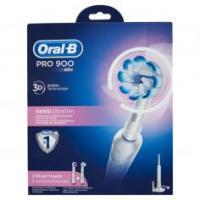 Oral-b Spazzolino Elettrico Ricaricabile Pro 900 Sensi Ultrathin + 2 Testine Di Ricambio