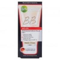 Garnier Bb Cream Anti-età Crema Viso Idratante 5in1 Con Pro-xylane, Medio-chiara