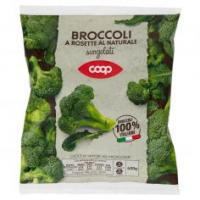 Broccoli A Rosette Al Naturale Surgelati