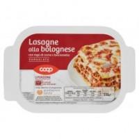 Lasagne Alla Bolognese Con Ragù Di Carne E Besciamella Surgelate
