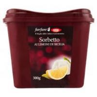 Sorbetto Ai Limoni Di Sicilia