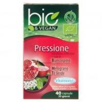 Bio&vegan Pressione 40 Capsule