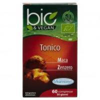 Bio&vegan Tonico 60 Compresse