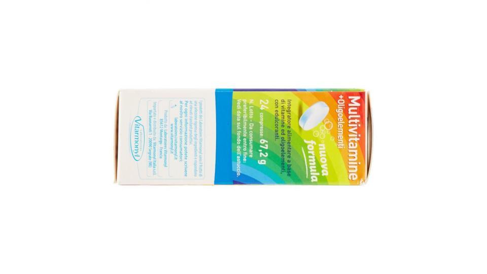 Laboratoires Vitarmonyl Multivitamine + Oligoelementi 24 ...