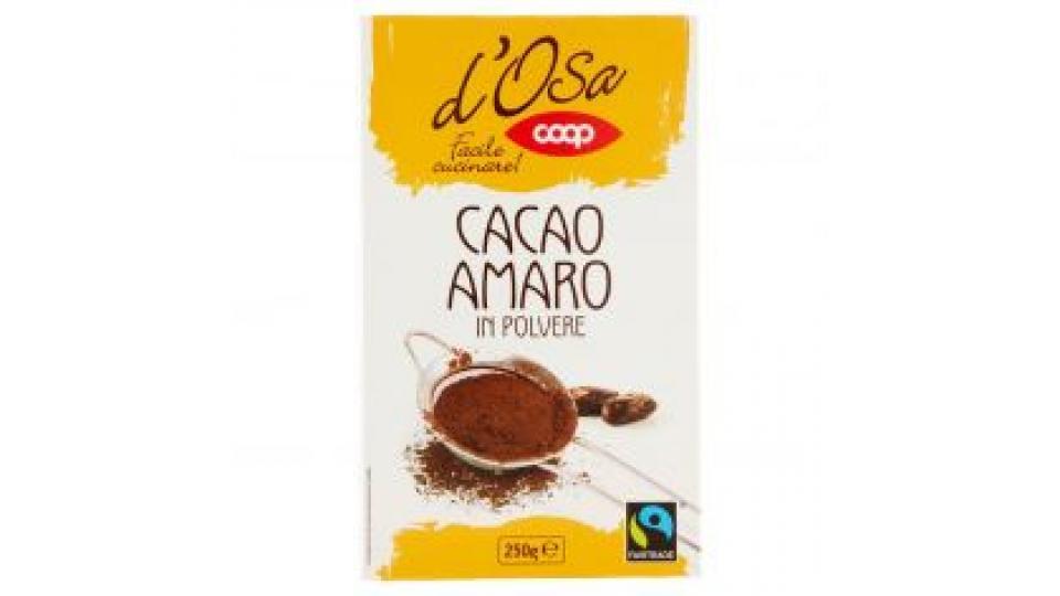 Cacao Amaro In Polvere | Colazione E Cereali | Prezzo Coop, Eurospin ...