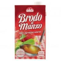 Nonna Elde Brodo Di Manzo