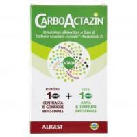 Aligest Carboactazin 10 Soft Gel Di Carbone Vegetale + 10 Soft Gel Di Actazin