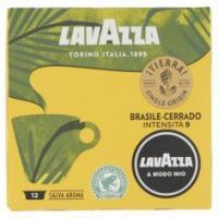 Lavazza ¡tierra! Single Origin Brasile - Cerrado 12 Capsule Salva Aroma