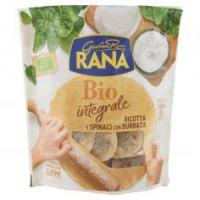 Bio Integrale Ricotta e Spinaci con Burrata