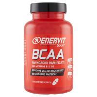 Enervit, Sport BCAA Aminoacidi Ramificati con Vitamine B1 e B6