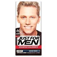 Just For Men, shampoo colorante castano chiaro H-25