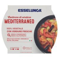 Esselunga, contorno di verdure mediterraneo