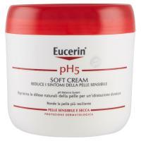 Eucerin, pH 5 soft cream pelle sensibile