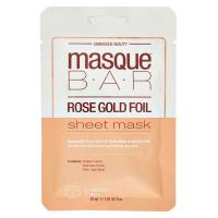 Masque BAR, Rose Gold Foil sheet mask