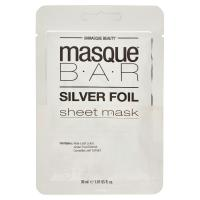 Masque BAR, Silver Foil peel off mask
