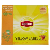 Lipton Yellow Label 50 Filtri