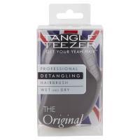 Tangle Teezer the Original Professional Detangling Hairbrush Wet and Dry, colore nero