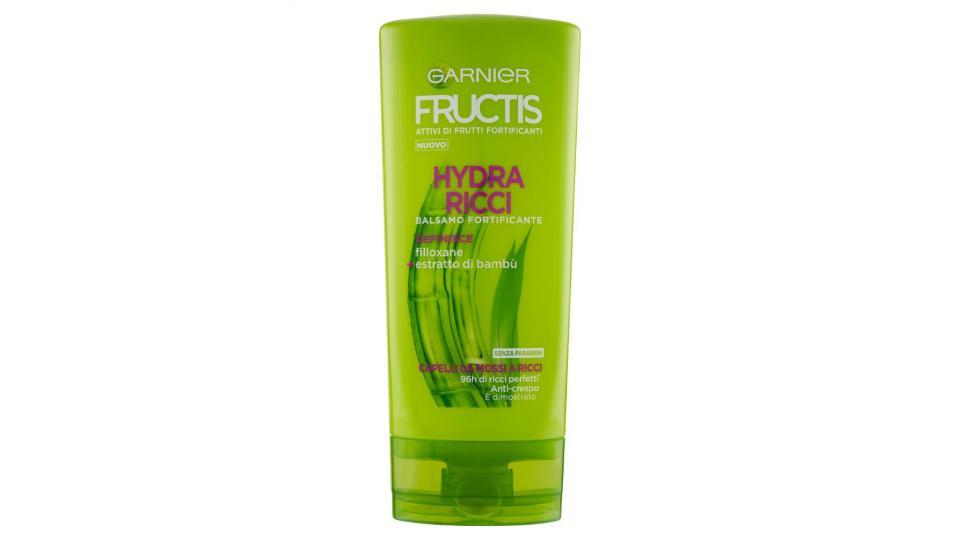 Garnier Fructis Hydra Ricci Mousse Ravviva Ricci Fissaggio Extra Forte