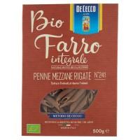 Bio Farro Integrale Penne Rigate N°41