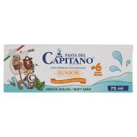 Pasta del Capitano - Dentifricio, Junior, Menta Dolce
