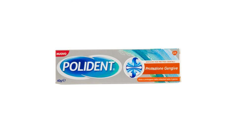 Polident - Adesivo Per Protesi Dentali, Senza Zinco