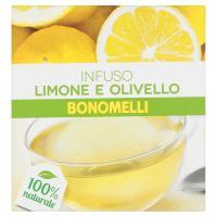 Bonomelli, Infuso limone e olivello 10 filtri