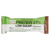 Equilibra, Sport & Fit Line Protein 31% Low Sugar gusto cioccolato al latte