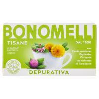 Bonomelli, Le Tisane Depurativa 16 filtri