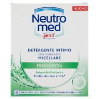 Neutromed, pH 3.5 Freschezza detergente intimo con complesso micellare